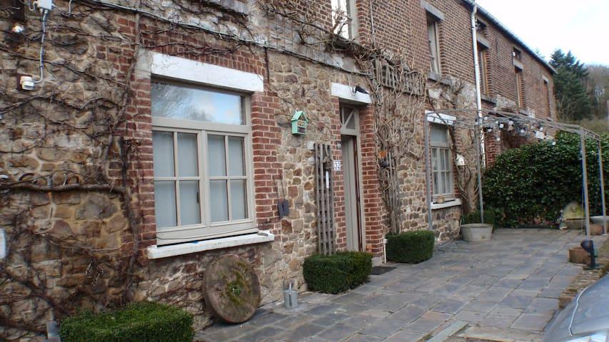 la maison au bout du chemin - Ham-sur-Heure-Nalinnes - 獨棟