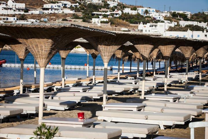 HOTEL ASTERI , ORNOS BEACH