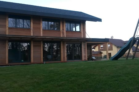 Cosy house 190m2 near to the lovely town Annecy - Charvonnex - Dům