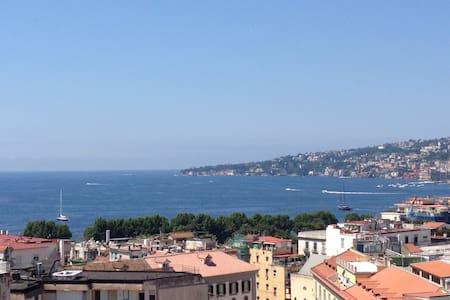 Studio with the Gorgeus  view! - Napoli - Loft