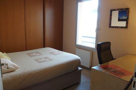 Chambre individuelle dans villa - Toulouse