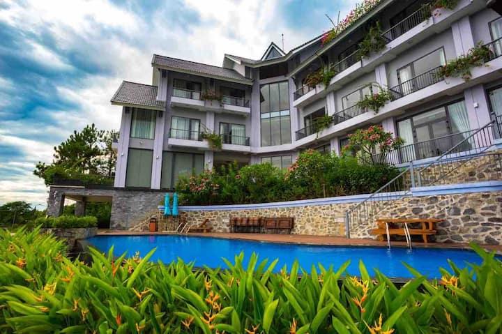 11 Bedrooms Villa at Tam Dao Golf 5* Resort