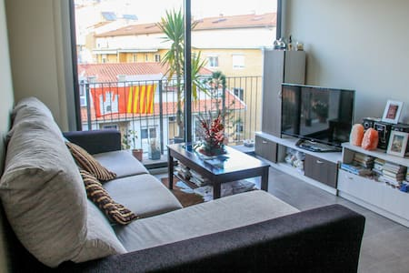 Single room in Terrassa center - Terrassa