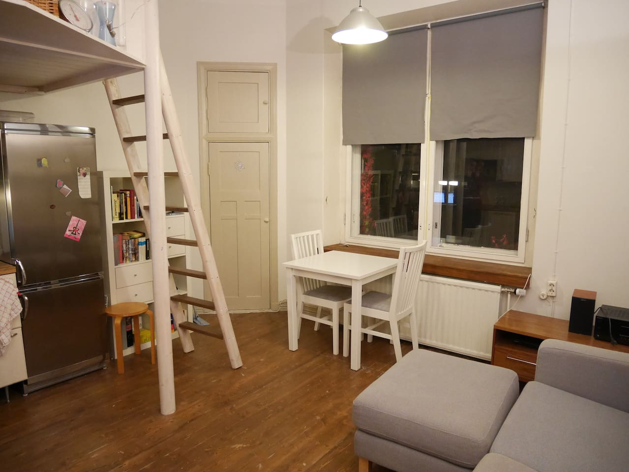 Compact and comfortable apartment with all you need!