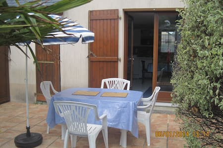 Location guidel plage pour 4 pers - Guidel - Hus