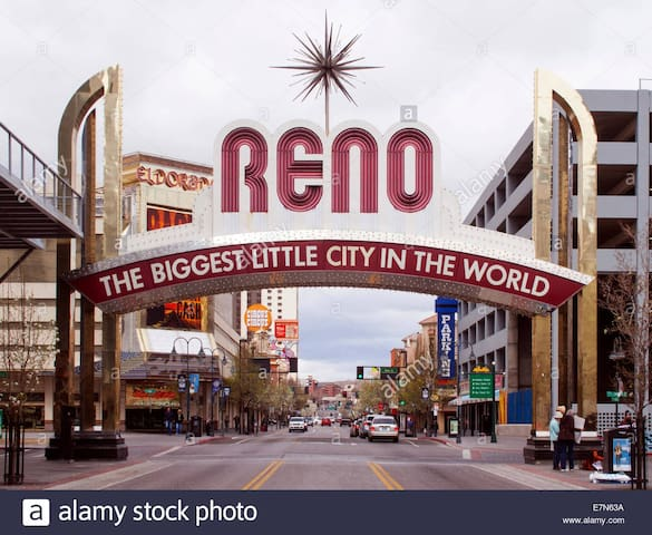 Enjoy Reno the way the locals do!