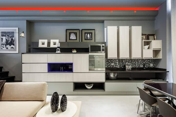 Loft Design Moema zona residencial