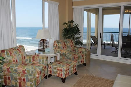 BEACH COLONY WEST 8A-3BR ON GULF!  - Apartment