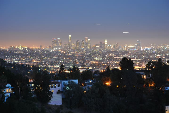 Hollywood Hills panoramic penthouse - Los Angeles - Pis