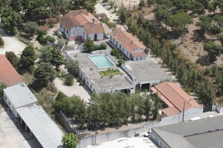 Quinta Arneiro de Cima Quarto Duplo BB - Nogueira da Regedoura - 住宿加早餐