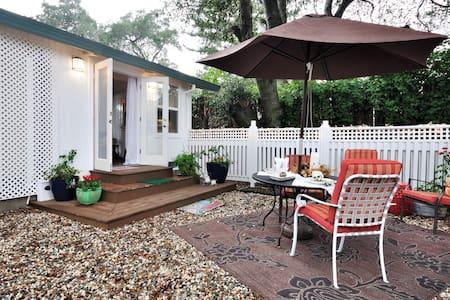 Terrace Suite - Tranquility Near Downtown Petaluma - Petaluma - 公寓