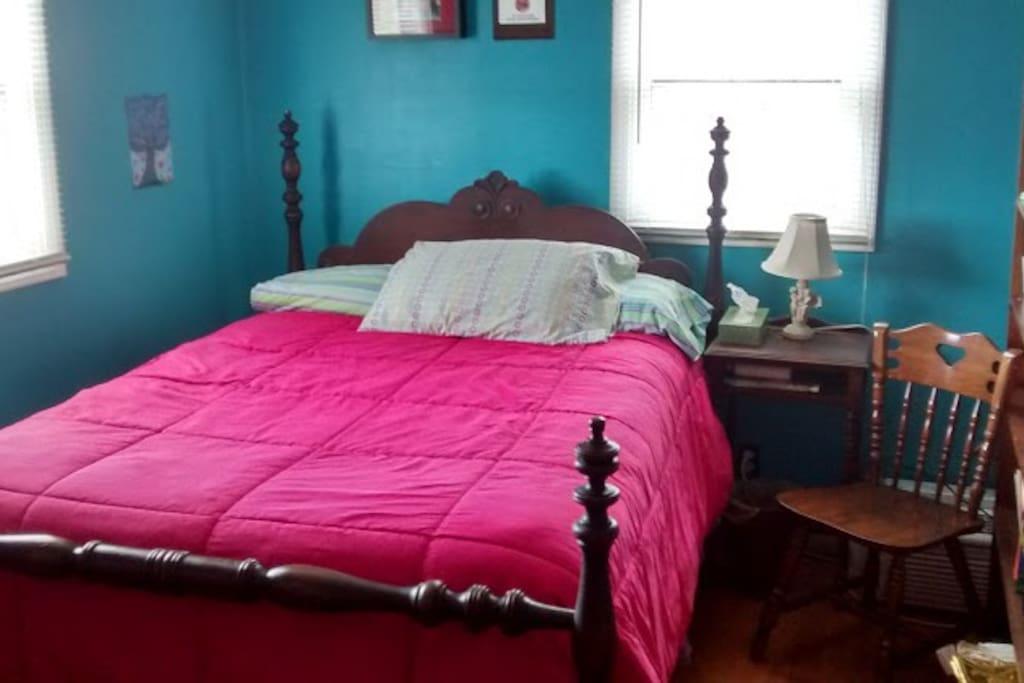 Bedroom 1--Double