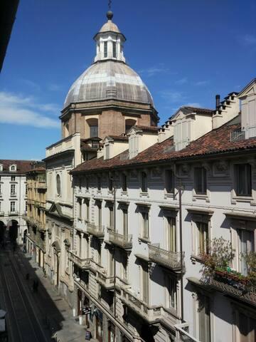 nel cuore elegante di Torino
