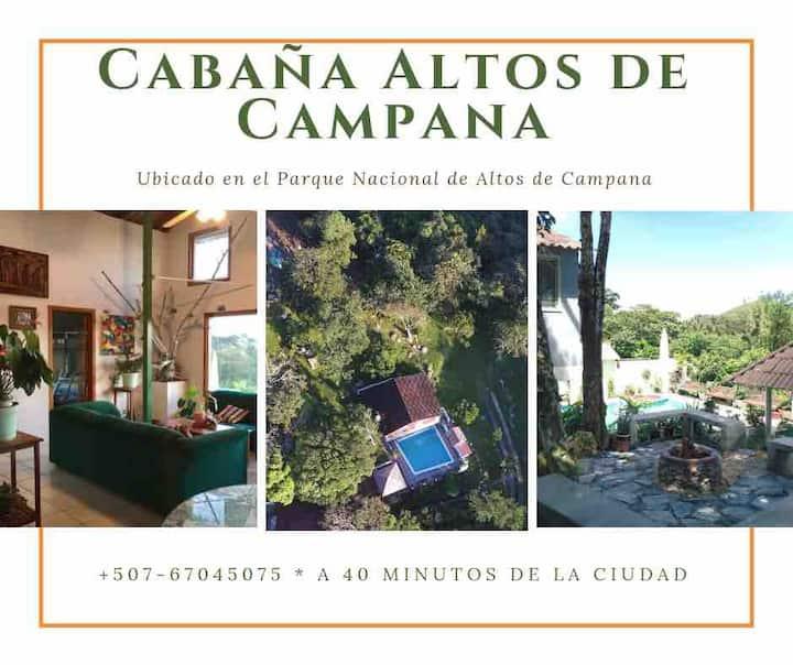 Hermosa Cabaña en Altos de Campana (Chicá)