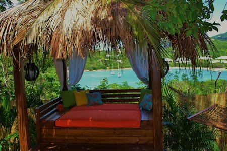 Coconut Cottage - a romantic jungle