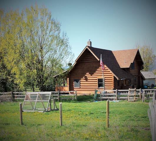 Hiawatha House - Missoula - Cabin