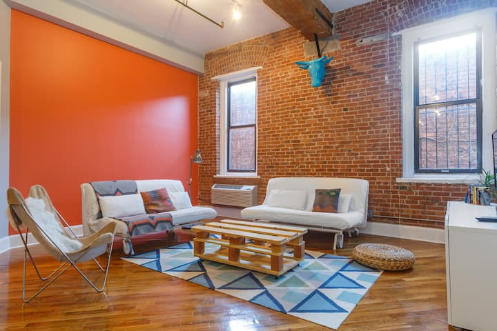 2BR XL Loft: Cleaning CDC guidelines implemented