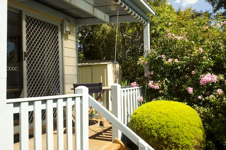 Private Comfortable bungalow for 2 - Bayswater - Cabanya