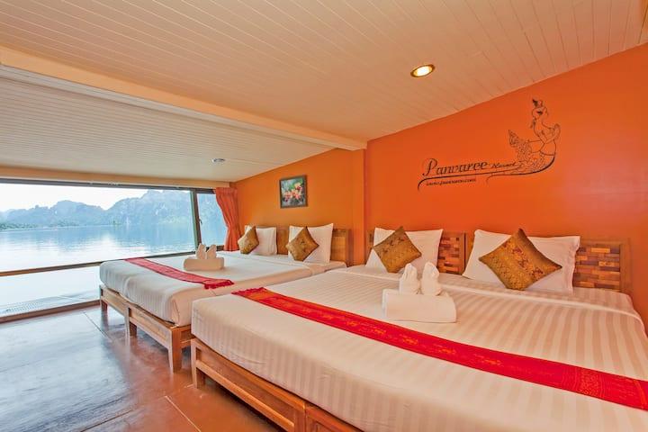 second floor hi view room