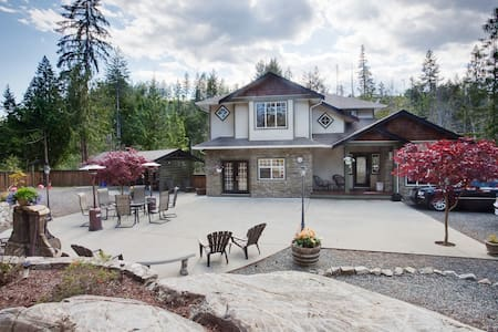 Relax in the park - Cowichan Valley B - Apartamento