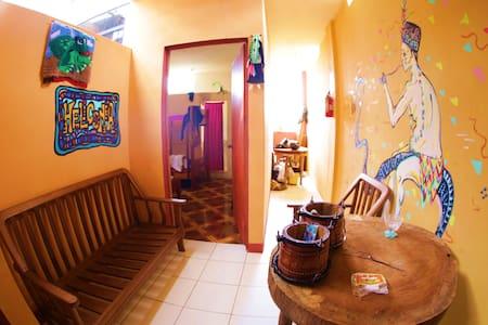 Sachahuasca Backpacker- casa hospedaje - Tarapoto