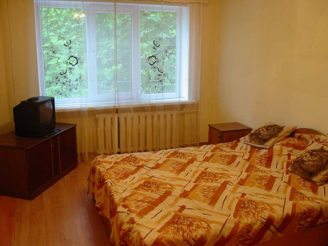 3-rooms apartment in the center - Donieck - Apartament
