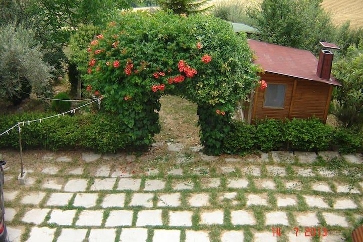 Matrimoniale immerso nella natura - Frosolone - Huis
