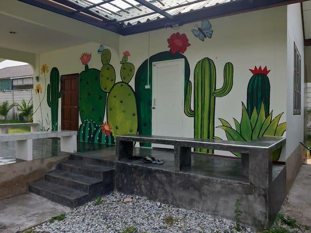 Patoey House green house