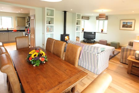 Dignity: 5* Luxury Self Catering - Scottish Borders - Haus
