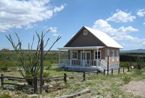 Tombstone Silver Nickel Cabin