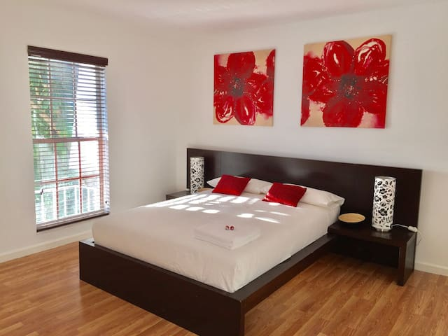 Casa del Sol by Kenia MIAMI  Home3 Rooms/6 People. - Miami - Apartment