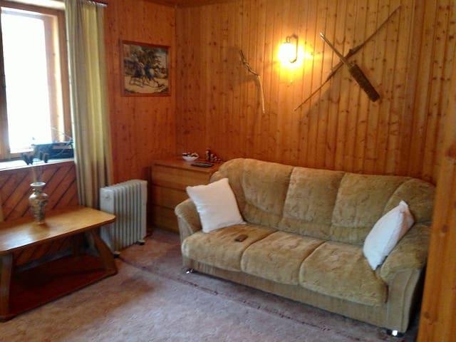 Квартира посуточно на Увильдах - Лесное озеро - Kyshtym - Leilighet