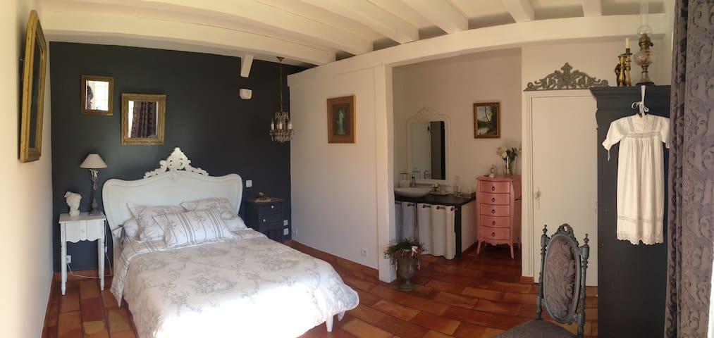 Chambre d'hôtes en Périgord noir - Journiac - Oda + Kahvaltı