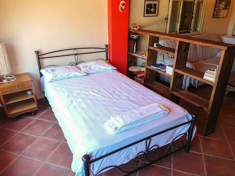 Cozy room @ Grou kampos state!!