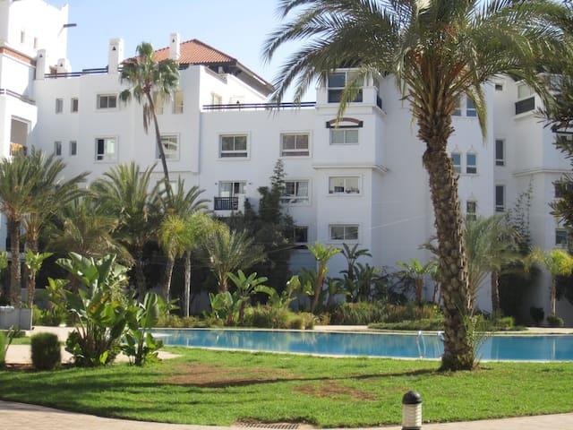 Friendly Apartment in MARINA - Agadir - Apartemen