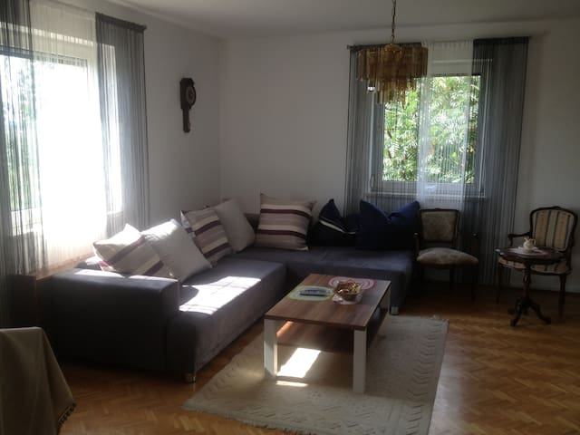Spacious flat near Linz and Wels - Buchkirchen - Apartmen