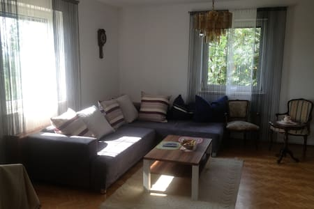 Spacious flat near Linz and Wels - Buchkirchen