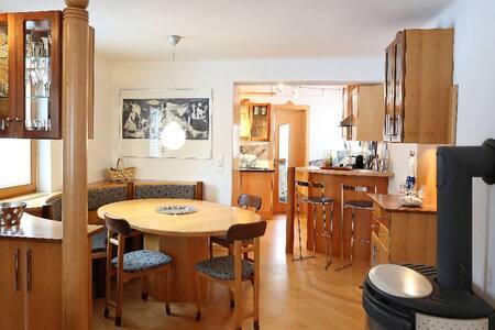 Elegant ausgestattetes Ferienhaus für 8 Personen