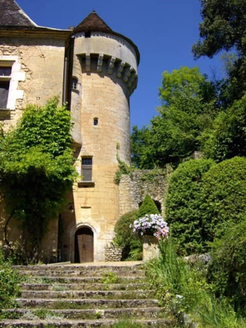 Gîte de charme Les Pins Château aux  Eyzies
