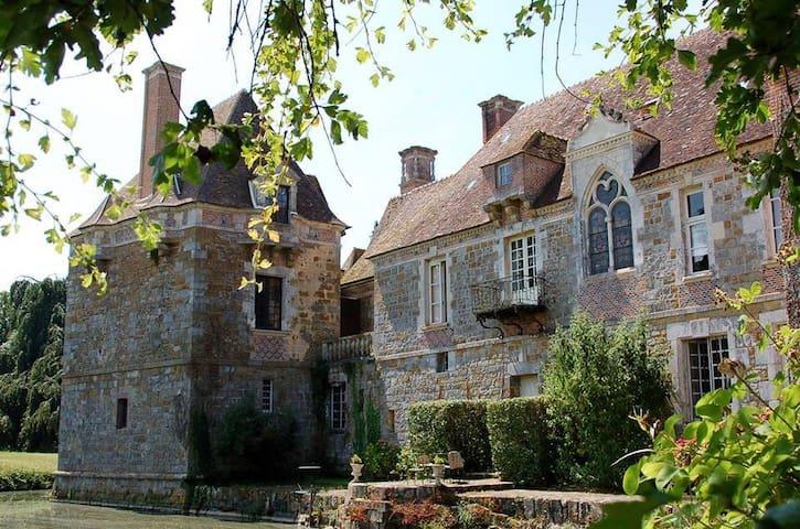 Une nuit dans un château médiéval