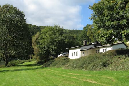 Bungalow in Biersdorf (Bitburg) - Biersdorf am See - Huis