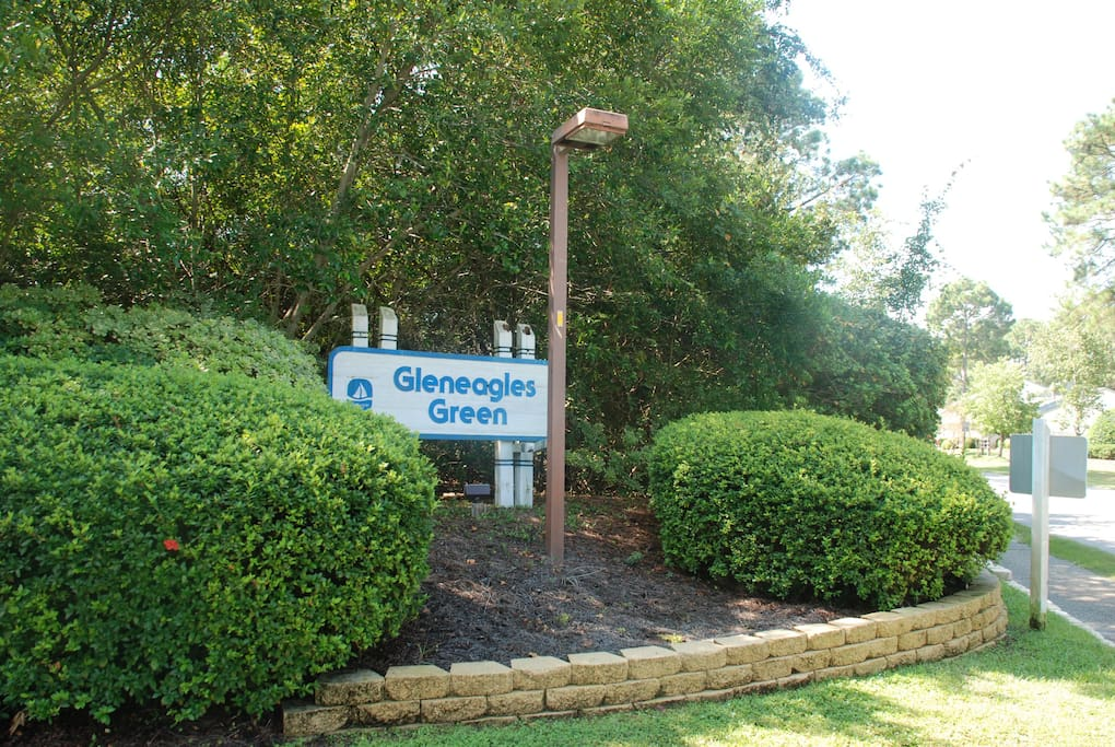 Welcome to Gleneagles Green, Bluewater Bay!