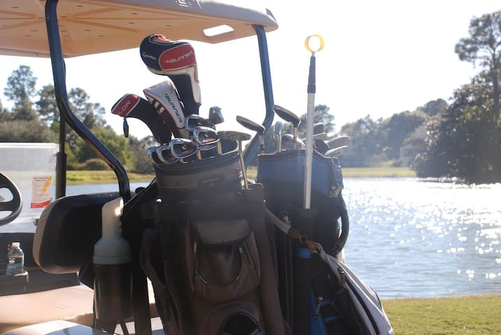 Snowbirds in Golfer's Paradise! - Niceville - Casa