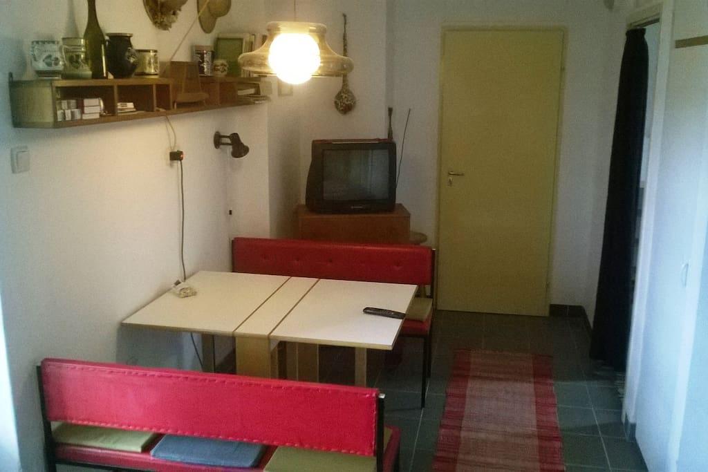 Nappali-étkező