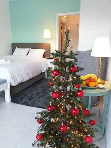 Christmas Decoration in the room!