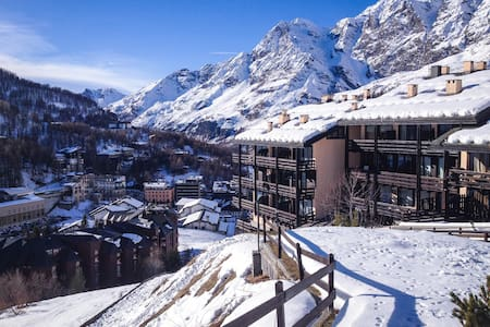 Apartment in Cervinia on the slopes - Breuil-Cervinia