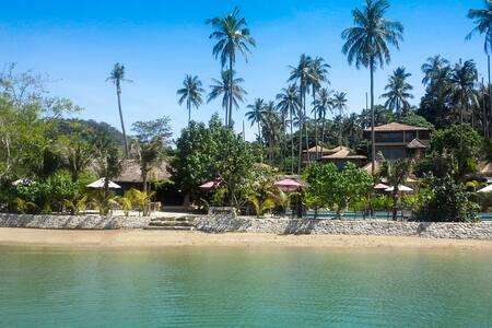 Villa within a Beachfront Resort - Coconut Island