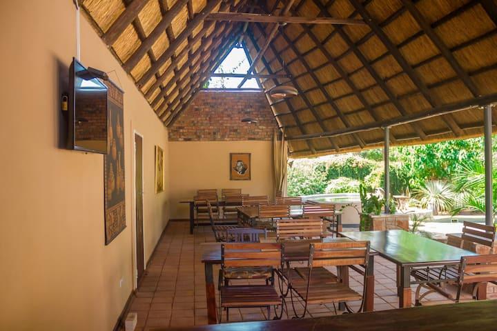 Ndlovukazi Bulawayo Villa suite 16