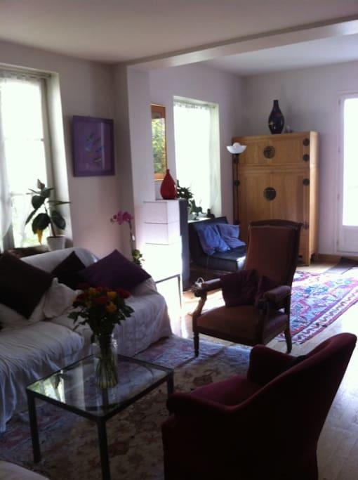 Appartement familial avec terrasse apartments for rent for Appartement maison alfort