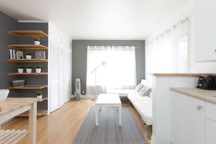 ~Chic ~Retro ~ 2BR apartment  @ Venice Beach